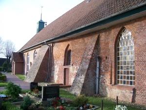 St. Marien-Kirche in Heiligenstedten