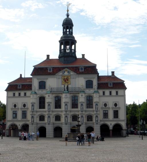 Lüneburg - old townhall