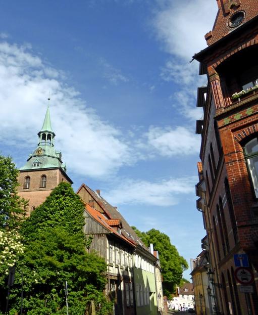 Michaeliskirche in Lüneburg